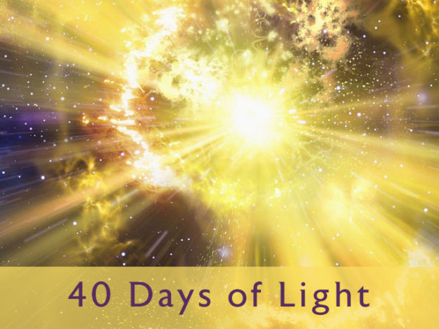 40 Days of Light course image
