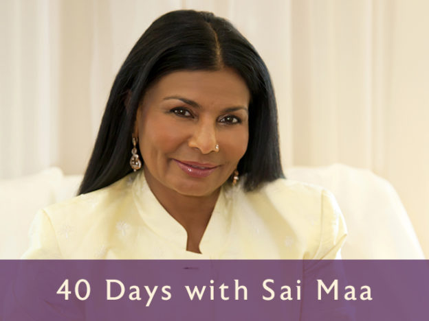 40 Days with Sai Maa course image